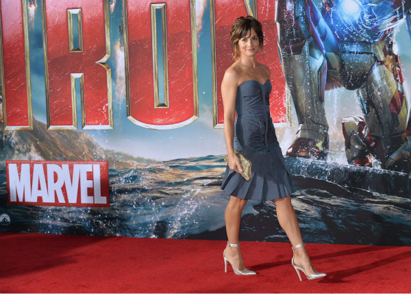 "<div class=""meta ""><span class=""caption-text "">Actress Stephanie Szostak attends Marvel's 'Iron Man 3' Premiere at the El Capitan Theatre in Hollywood on April 24, 2013. (Alberto E. Rodriguez / WireImage / Walt Disney Studios)</span></div>"