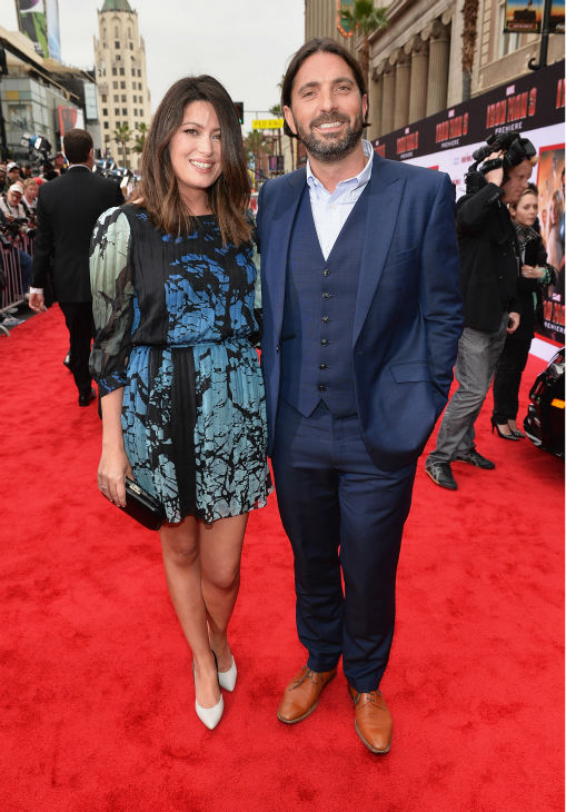 "<div class=""meta image-caption""><div class=""origin-logo origin-image ""><span></span></div><span class=""caption-text"">Writer Drew Pearce (R) attends Marvel's 'Iron Man 3' Premiere at the El Capitan Theatre in Hollywood on April 24, 2013. (Alberto E. Rodriguez / WireImage / Walt Disney Studios)</span></div>"