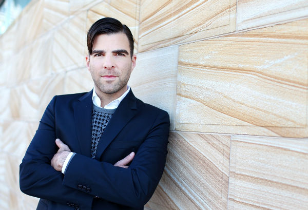 Zachary Quinto &#40;Spock&#41; poses at the &#39;Star Trek Into Darkness&#39; photo call on April 22, 2013 in Sydney, Australia. <span class=meta>(Marianna Massey &#47; Getty Images for Paramount Pictures International)</span>