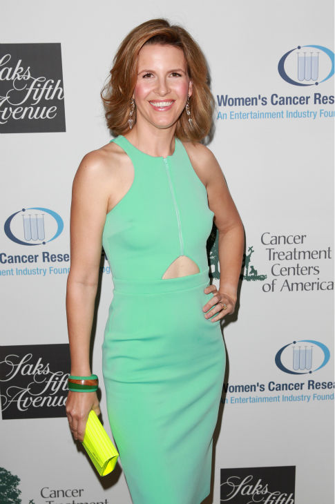 Chef&#47;TV personality Candace Nelson appears at the EIF Womens Cancer Research Fund&#39;s 16th Annual &#39;An Unforgettable Evening&#39; event, presented by Saks Fifth Avenue, at the Beverly Wilshire Four Seasons Hotel on May 2, 2013 in Beverly Hills, California. <span class=meta>(Joe Scarnici &#47; Getty Images for EIF)</span>