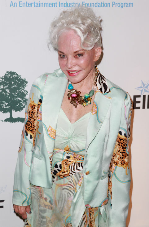 "<div class=""meta ""><span class=""caption-text "">Lois Aldrin, ex-wife of moonman Buzz Aldrin, appears at the EIF Womens Cancer Research Fund's 16th Annual 'An Unforgettable Evening' event, presented by Saks Fifth Avenue, at the Beverly Wilshire Four Seasons Hotel on May 2, 2013 in Beverly Hills, California. (Joe Scarnici / Getty Images for EIF)</span></div>"
