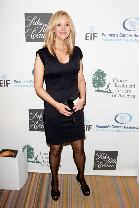 "<div class=""meta image-caption""><div class=""origin-logo origin-image ""><span></span></div><span class=""caption-text"">Lisa Kudrow appears at the EIF Womens Cancer Research Fund's 16th Annual 'An Unforgettable Evening' event, presented by Saks Fifth Avenue, at the Beverly Wilshire Four Seasons Hotel on May 2, 2013 in Beverly Hills, California. (Joe Scarnici / Getty Images for EIF)</span></div>"
