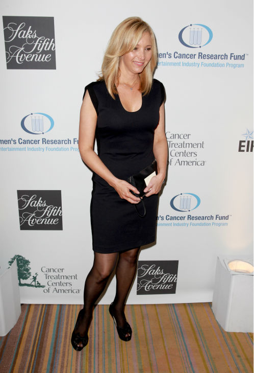 Lisa Kudrow appears at the EIF Womens Cancer Research Fund&#39;s 16th Annual &#39;An Unforgettable Evening&#39; event, presented by Saks Fifth Avenue, at the Beverly Wilshire Four Seasons Hotel on May 2, 2013 in Beverly Hills, California. <span class=meta>(Joe Scarnici &#47; Getty Images for EIF)</span>