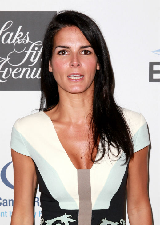 "<div class=""meta ""><span class=""caption-text "">Angie Harmon appears at the EIF Womens Cancer Research Fund's 16th Annual 'An Unforgettable Evening' event, presented by Saks Fifth Avenue, at the Beverly Wilshire Four Seasons Hotel on May 2, 2013 in Beverly Hills, California. (Joe Scarnici / Getty Images for EIF)</span></div>"