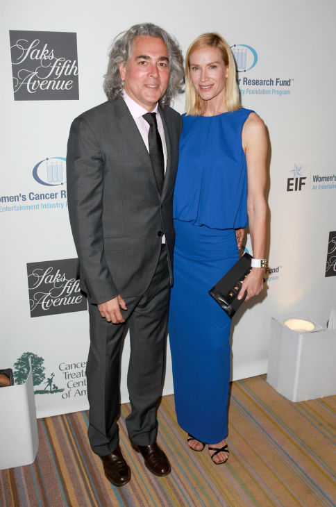 Kelly Lynch &#40;R&#41; and producer Mitch Glazer appear at the EIF Womens Cancer Research Fund&#39;s 16th Annual &#39;An Unforgettable Evening&#39; event, presented by Saks Fifth Avenue, at the Beverly Wilshire Four Seasons Hotel on May 2, 2013 in Beverly Hills, California. <span class=meta>(Joe Scarnici &#47; Getty Images for EIF)</span>