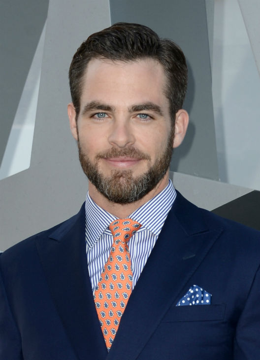 Chris Pine &#40;Kirk&#41; attends the premiere of Paramount Pictures&#39; &#39;Star Trek Into Darkness&#39; at the Dolby Theatre in Hollywood, California on May 14, 2013.  <span class=meta>(Kevin Winter &#47; Getty Images for Paramount Pictures)</span>