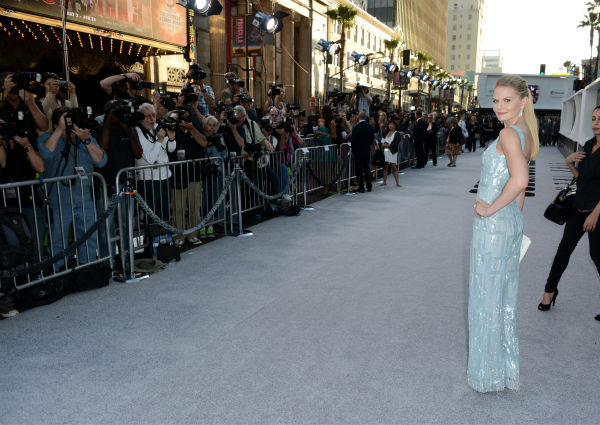 "<div class=""meta ""><span class=""caption-text "">'Once Upon A Time' actress Jennifer Morrison attends the premiere of Paramount Pictures' 'Star Trek Into Darkness' at the Dolby Theatre in Hollywood, California on May 14, 2013.  (Kevin Winter / Getty Images for Paramount Pictures)</span></div>"