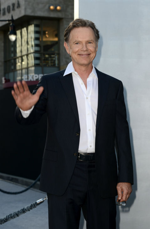 "<div class=""meta ""><span class=""caption-text "">Bruce Greenwood (Pike) attends the premiere of Paramount Pictures' 'Star Trek Into Darkness' at the Dolby Theatre in Hollywood, California on May 14, 2013.  (Kevin Winter / Getty Images for Paramount Pictures)</span></div>"