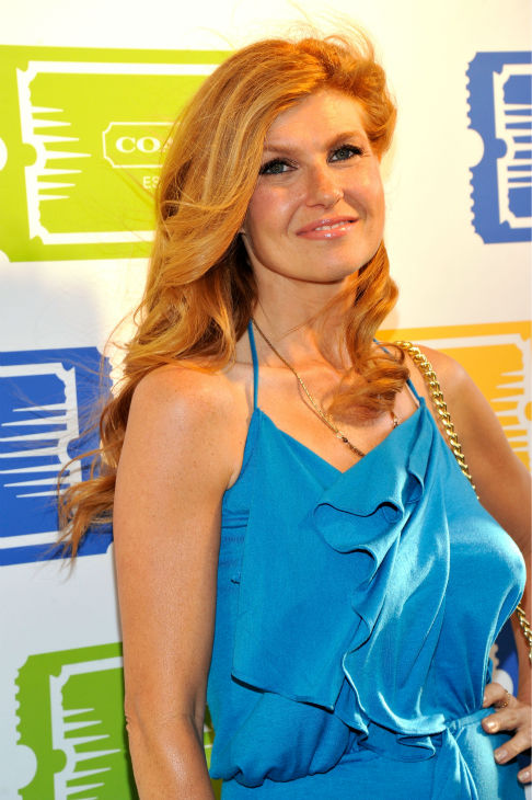 "<div class=""meta ""><span class=""caption-text "">Connie Britton ('Nashville') attends Summer Party on The Highline, presented by Coach at High Line Park in New York City on June 11, 2013. (Stephen Lovekin / Getty Images for COACH)</span></div>"