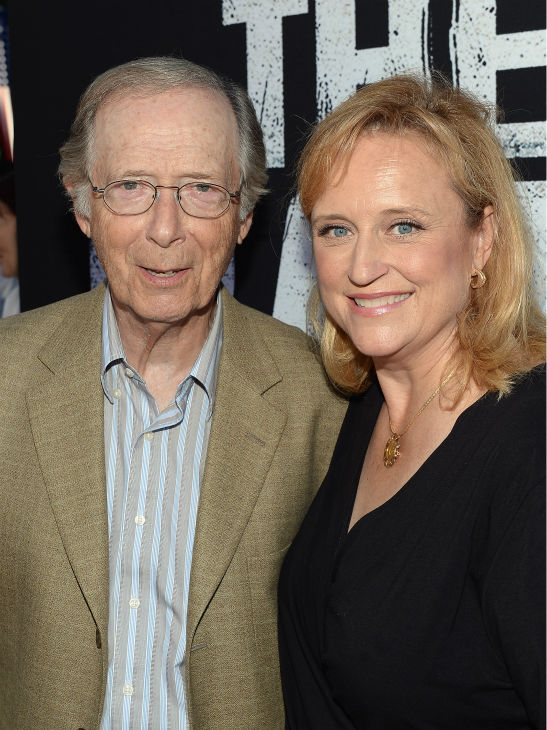 Bernie Kopell, who played Doc on the show &#39;The Love Boat&#39; in the 1970s and 1980s and who recently appeared on the series &#39;Arrested Development,&#39; and wife Catrina Honadle attend the world premiere of Disney&#47;Jerry Bruckheimer Films&#39; &#39;The Lone Ranger&#39; at Disney California Adventure Park in Disneyland in Anaheim, California on June 22, 2013. <span class=meta>(Michael Buckner &#47; WireImage &#47; Walt Disney Company)</span>