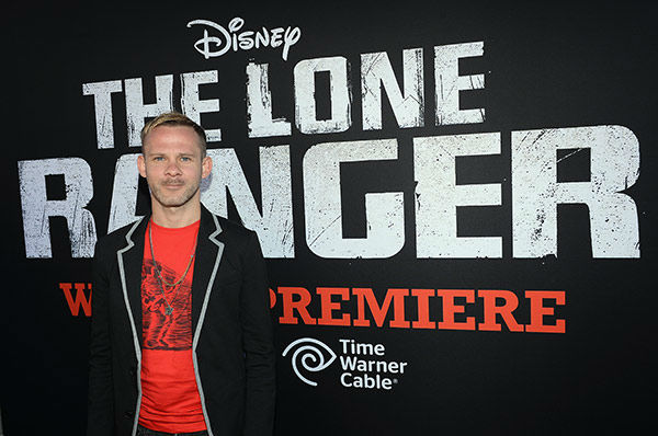 Dominic Monaghan &#40;formerly of ABC&#39;s &#39;LOST&#39;&#41; attends the world premiere of Disney&#47;Jerry Bruckheimer Films&#39; &#39;The Lone Ranger&#39; at Disney California Adventure Park in Disneyland in Anaheim, California on June 22, 2013. <span class=meta>(Michael Buckner &#47;  WireImage &#47; Walt Disney Company)</span>