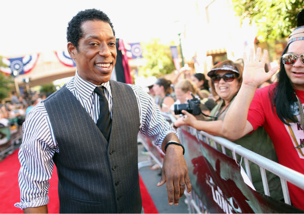 Actor Orlando Jones attends the world premiere of Disney&#47;Jerry Bruckheimer Films&#39; &#39;The Lone Ranger&#39; at Disney California Adventure Park in Disneyland in Anaheim, California on June 22, 2013. <span class=meta>(Christopher Polk &#47; WireImage &#47; Walt Disney Company)</span>