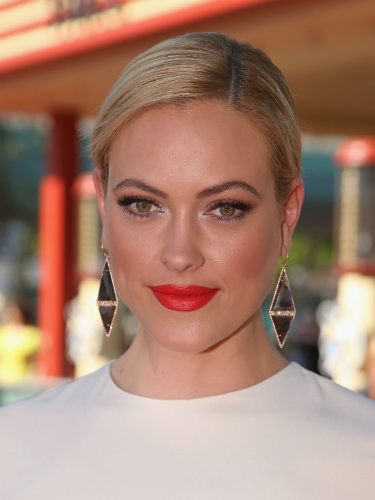 "<div class=""meta ""><span class=""caption-text "">Peta Murgatroyd of ABC's 'Dancing With The Stars' attends the world premiere of Disney/Jerry Bruckheimer Films' 'The Lone Ranger' at Disney California Adventure Park in Disneyland in Anaheim, California on June 22, 2013. (Christopher Polk / WireImage / Walt Disney Company)</span></div>"