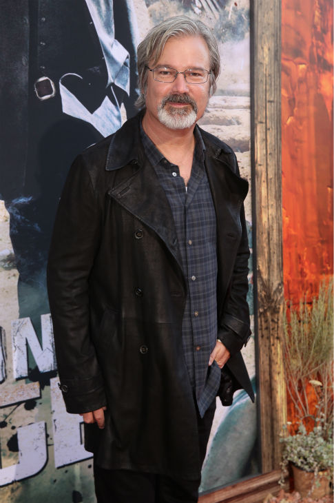 Director&#47;producer Gore Verbinski attends the world premiere of Disney&#47;Jerry Bruckheimer Films&#39; &#39;The Lone Ranger&#39; at Disney California Adventure Park in Disneyland in Anaheim, California on June 22, 2013. <span class=meta>(Christopher Polk &#47; WireImage &#47; Walt Disney Company)</span>