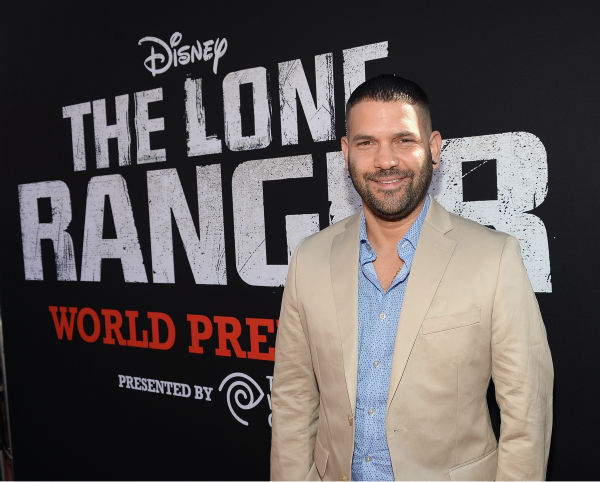 "<div class=""meta ""><span class=""caption-text "">Guillermo Diaz of ABC's 'Scandal' attends the world premiere of Disney/Jerry Bruckheimer Films' 'The Lone Ranger' at Disney California Adventure Park in Disneyland in Anaheim, California on June 22, 2013. (Michael Buckner / WireImage / Walt Disney Company)</span></div>"