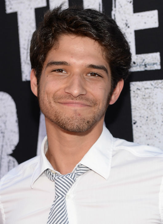 Tyler Posey of MTV&#39;s &#39;Teen Wolf&#39; attends the world premiere of Disney&#47;Jerry Bruckheimer Films&#39; &#39;The Lone Ranger&#39; at Disney California Adventure Park in Disneyland in Anaheim, California on June 22, 2013. <span class=meta>(Michael Buckner &#47; WireImage &#47; Walt Disney Company)</span>