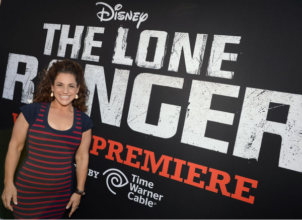 "<div class=""meta ""><span class=""caption-text "">Marissa Jaret Winokur (of Broadway's 'Hairspray,' TV Land's 'Retired at 35') attends the world premiere of Disney/Jerry Bruckheimer Films' 'The Lone Ranger' at Disney California Adventure Park in Disneyland in Anaheim, California on June 22, 2013. (Michael Buckner / WireImage / Walt Disney Company)</span></div>"