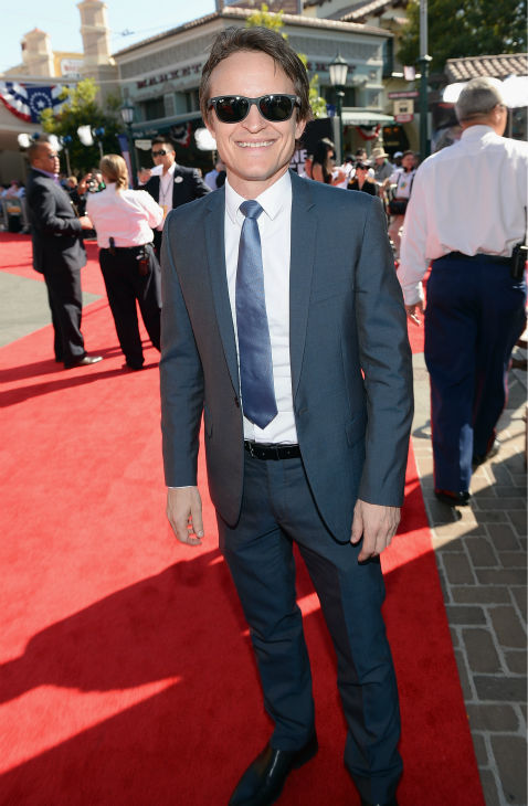 Cast member Damon Herriman attends the world premiere of Disney&#47;Jerry Bruckheimer Films&#39; &#39;The Lone Ranger&#39; at Disney California Adventure Park in Disneyland in Anaheim, California on June 22, 2013. <span class=meta>(Michael Buckner &#47; WireImage &#47; Walt Disney Company)</span>