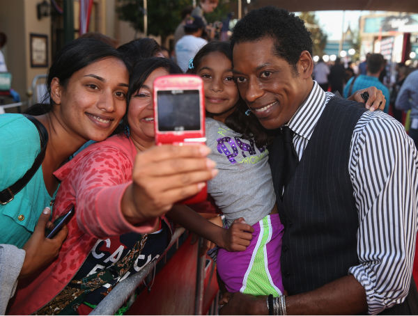 Orlando Jones attends the world premiere of Disney&#47;Jerry Bruckheimer Films&#39; &#39;The Lone Ranger&#39; at Disney California Adventure Park in Disneyland in Anaheim, California on June 22, 2013. <span class=meta>(Christopher Polk &#47; WireImage &#47; Walt Disney Company)</span>