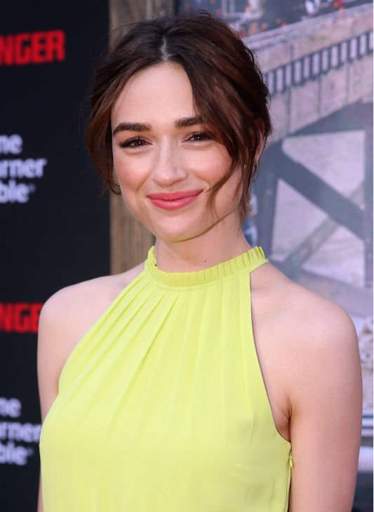 Crystal Reed of MTV&#39;s Teen Wolf&#39; attends the world premiere of Disney&#47;Jerry Bruckheimer Films&#39; &#39;The Lone Ranger&#39; at Disney California Adventure Park in Disneyland in Anaheim, California on June 22, 2013. <span class=meta>(Christopher Polk &#47; WireImage &#47; Walt Disney Company)</span>