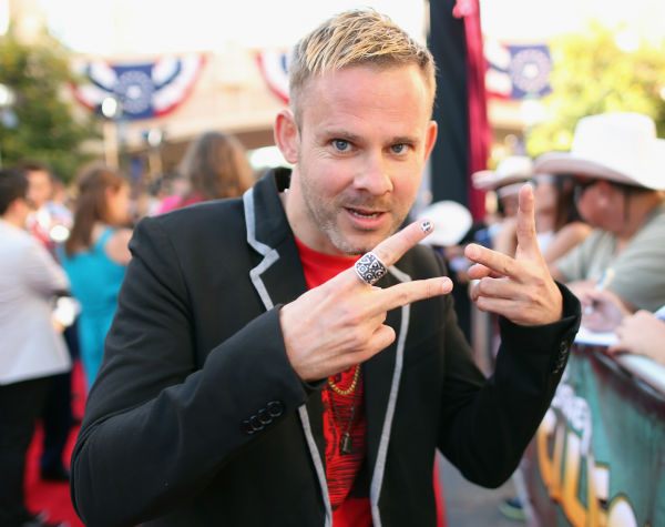 "<div class=""meta ""><span class=""caption-text "">Dominic Monaghan (formerly of ABC's 'LOST') attends the world premiere of Disney/Jerry Bruckheimer Films' 'The Lone Ranger' at Disney California Adventure Park in Disneyland in Anaheim, California on June 22, 2013. (Christopher Polk / WireImage / Walt Disney Company)</span></div>"
