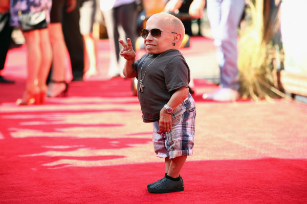 "<div class=""meta ""><span class=""caption-text "">'Austin Powers' actor Verne Troyer attends the world premiere of Disney/Jerry Bruckheimer Films' 'The Lone Ranger' at Disney California Adventure Park in Disneyland in Anaheim, California on June 22, 2013. (Christopher Polk / WireImage / Walt Disney Company)</span></div>"