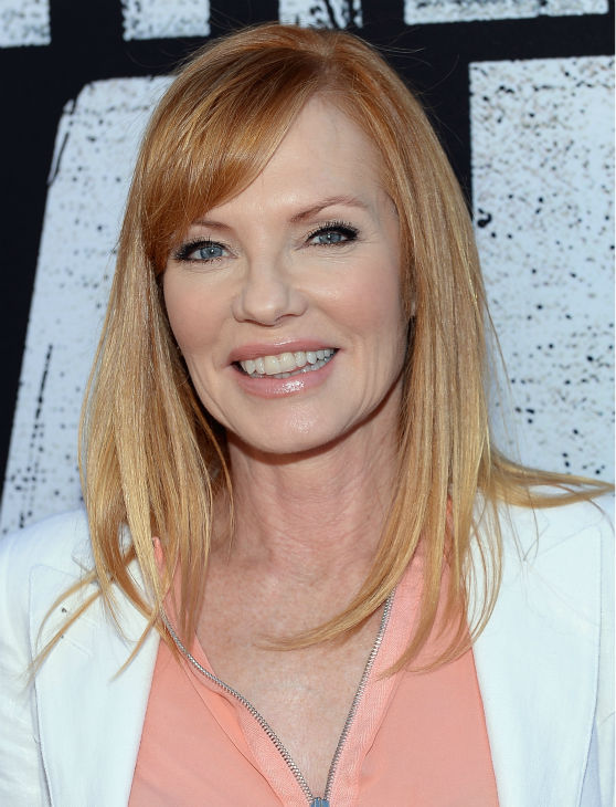 Marg Helgenberger &#40;formerly of CBS&#39; &#39;CSI: Crime Scene Investigation,&#39; stars in the new ABC-produced CBS show &#39;Intelligence&#39;&#41; attends the world premiere of Disney&#47;Jerry Bruckheimer Films&#39; &#39;The Lone Ranger&#39; at Disney California Adventure Park in Disneyland in Anaheim, California on June 22, 2013. <span class=meta>(Michael Buckner &#47; WireImage &#47; Walt Disney Company)</span>