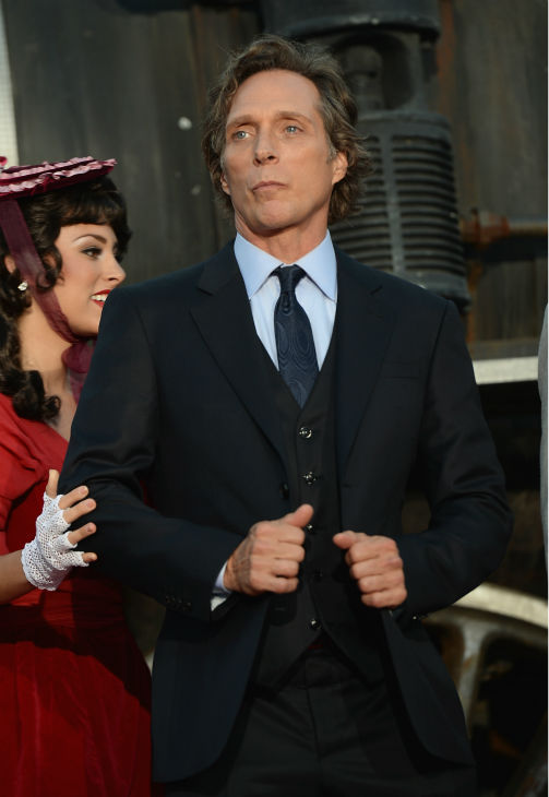 Cast member William Fichtner attends the world premiere of Disney&#47;Jerry Bruckheimer Films&#39; &#39;The Lone Ranger&#39; at Disney California Adventure Park in Disneyland in Anaheim, California on June 22, 2013. <span class=meta>(Michael Buckner &#47; WireImage &#47; Walt Disney Company)</span>