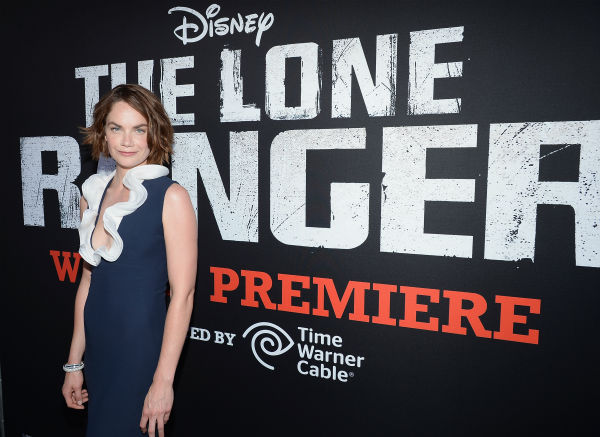 Cast member Ruth Wilson attends the world premiere of Disney&#47;Jerry Bruckheimer Films&#39; &#39;The Lone Ranger&#39; at Disney California Adventure Park in Disneyland in Anaheim, California on June 22, 2013. <span class=meta>(Michael Buckner &#47; WireImage &#47; Walt Disney Company)</span>