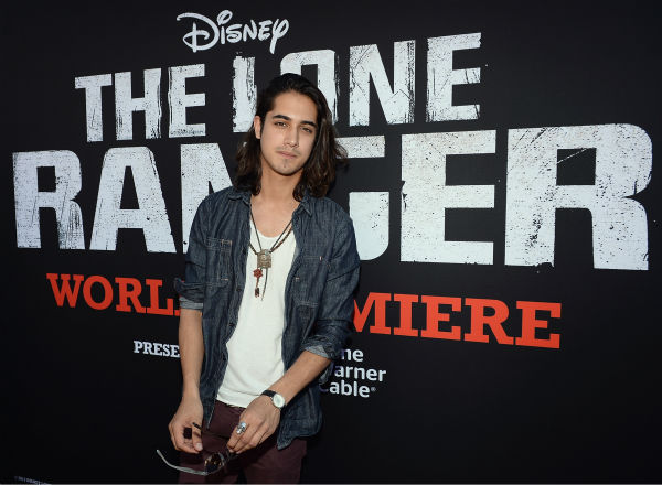 Avan Jogia of the ABC Family series &#39;Twisted&#39; attends the world premiere of Disney&#47;Jerry Bruckheimer Films&#39; &#39;The Lone Ranger&#39; at Disney California Adventure Park in Disneyland in Anaheim, California on June 22, 2013. <span class=meta>(Michael Buckner &#47; WireImage &#47; Walt Disney Company)</span>