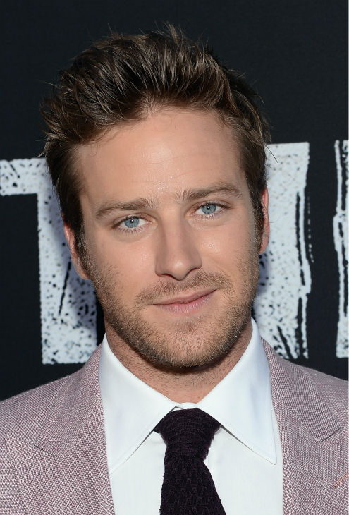 "<div class=""meta image-caption""><div class=""origin-logo origin-image ""><span></span></div><span class=""caption-text"">Cast member Armie Hammer attends the world premiere of Disney/Jerry Bruckheimer Films' 'The Lone Ranger' at Disney California Adventure Park in Disneyland in Anaheim, California on June 22, 2013. (Michael Buckner / WireImage / Walt Disney Company)</span></div>"