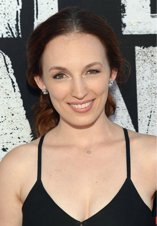 Cast member Allison Marie Volk attends the world premiere of Disney&#47;Jerry Bruckheimer Films&#39; &#39;The Lone Ranger&#39; at Disney California Adventure Park in Disneyland in Anaheim, California on June 22, 2013. <span class=meta>(Michael Buckner &#47; WireImage &#47; Walt Disney Company)</span>