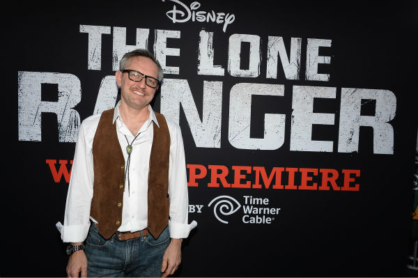 Cast member JD Cullum attends the world premiere of Disney&#47;Jerry Bruckheimer Films&#39; &#39;The Lone Ranger&#39; at Disney California Adventure Park in Disneyland in Anaheim, California on June 22, 2013. <span class=meta>(Michael Buckner &#47; WireImage &#47; Walt Disney Company)</span>