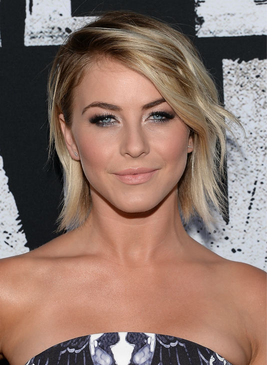 Julianne Hough &#40;formerly of ABC&#39;s &#39;Dancing With The Stars,&#39; star of &#39;Rock of Ages&#39;&#41; attends the world premiere of Disney&#47;Jerry Bruckheimer Films&#39; &#39;The Lone Ranger&#39; at Disney California Adventure Park in Disneyland in Anaheim, California on June 22, 2013. <span class=meta>(Michael Buckner &#47; WireImage &#47; Walt Disney Company)</span>