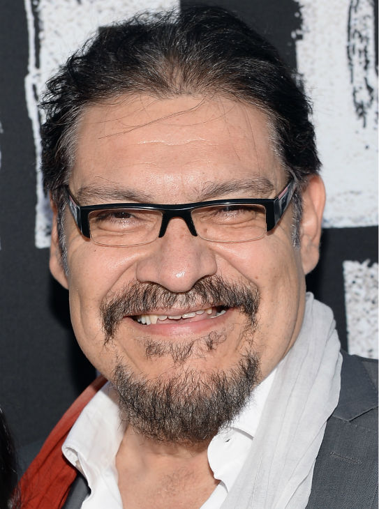 Cast member Joaqu&#237;n Cosio attends the world premiere of Disney&#47;Jerry Bruckheimer Films&#39; &#39;The Lone Ranger&#39; at Disney California Adventure Park in Disneyland in Anaheim, California on June 22, 2013. <span class=meta>(Michael Buckner &#47; WireImage &#47; Walt Disney Company)</span>