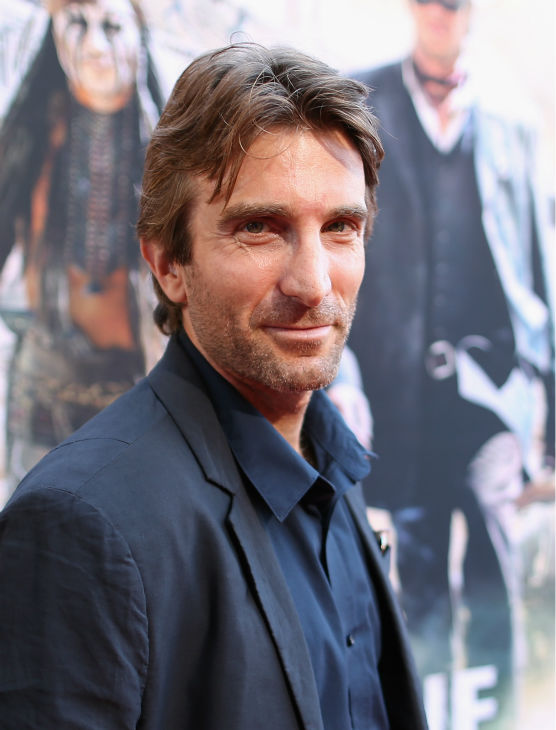 Sharlto Copley, who stars with Angelina Jolie in Disney&#39;s new live-action film &#39;Maleficent,&#39; attends the world premiere of Disney&#47;Jerry Bruckheimer Films&#39; &#39;The Lone Ranger&#39; at Disney California Adventure Park in Disneyland in Anaheim, California on June 22, 2013. <span class=meta>(Christopher Polk &#47; WireImage &#47; Walt Disney Company)</span>
