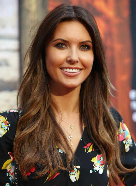 "<div class=""meta ""><span class=""caption-text "">'The Hills' alum Audrina Patridge attends the world premiere of Disney/Jerry Bruckheimer Films' 'The Lone Ranger' at Disney California Adventure Park in Disneyland in Anaheim, California on June 22, 2013. (Christopher Polk / WireImage / Walt Disney Company)</span></div>"