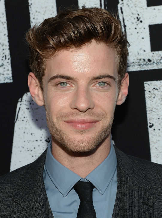 Cast member Harry Treadaway attends the world premiere of Disney&#47;Jerry Bruckheimer Films&#39; &#39;The Lone Ranger&#39; at Disney California Adventure Park in Disneyland in Anaheim, California on June 22, 2013. <span class=meta>(Michael Buckner &#47; WireImage &#47; Walt Disney Company)</span>