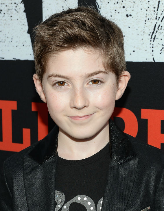"<div class=""meta ""><span class=""caption-text "">Cast member Mason Cook, who also appears on ABC's 'The Middle,' attends the world premiere of Disney/Jerry Bruckheimer Films' 'The Lone Ranger' at Disney California Adventure Park in Disneyland in Anaheim, California on June 22, 2013. (Michael Buckner / WireImage / Walt Disney Company)</span></div>"