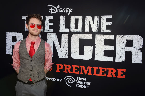 Cast member Matt O&#39;Leary attends the world premiere of Disney&#47;Jerry Bruckheimer Films&#39; &#39;The Lone Ranger&#39; at Disney California Adventure Park in Disneyland in Anaheim, California on June 22, 2013. <span class=meta>(Michael Buckner &#47; WireImage &#47; Walt Disney Company)</span>