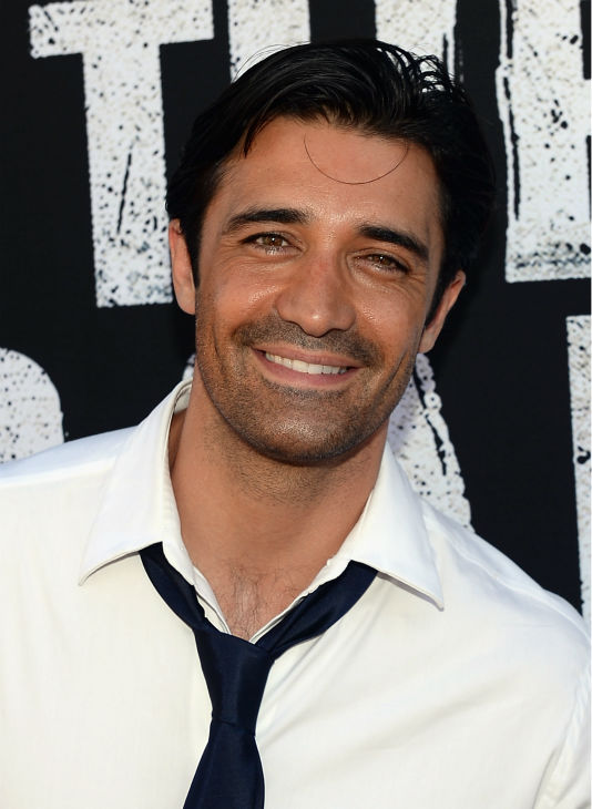 Gilles Marini of the ABC Family series &#39;Switched At Birth&#39; attends the world premiere of Disney&#47;Jerry Bruckheimer Films&#39; &#39;The Lone Ranger&#39; at Disney California Adventure Park in Disneyland in Anaheim, California on June 22, 2013. <span class=meta>(Michael Buckner &#47; WireImage &#47; Walt Disney Company)</span>