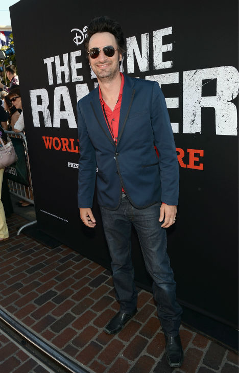 "<div class=""meta ""><span class=""caption-text "">Stephen Full of the Disney XD series 'I'm in the Band' attends the world premiere of Disney/Jerry Bruckheimer Films' 'The Lone Ranger' at Disney California Adventure Park in Disneyland in Anaheim, California on June 22, 2013. (Michael Buckner / WireImage / Walt Disney Company)</span></div>"