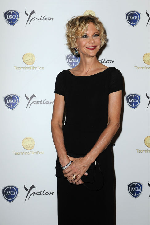 "<div class=""meta image-caption""><div class=""origin-logo origin-image ""><span></span></div><span class=""caption-text"">Meg Ryan, 51, appears at the Lancia Cafe in Taormina during the Taormina Filmfest 2013 in Taormina, Italy on June 20, 2013. (Valerio Pennicino / Getty Images for Lancia)</span></div>"