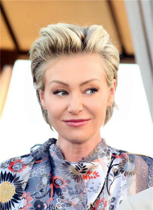 Actress Portia De Rossi appears at the Saving SPOT! benefit at the Thompson Beverly Hills hotel in California on Oct. 13, 2013. Saving SPOT! is a non-profit dedicated to rescuing dogs from high-risk environments and provides them with caring owners. <span class=meta>(Sara Jaye Weiss &#47; StartraksPhoto.com)</span>