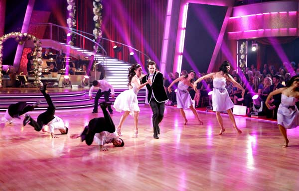 This week, the 'Macy's Stars of Dance' performed...