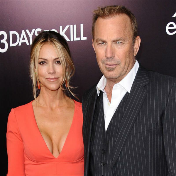 "<div class=""meta image-caption""><div class=""origin-logo origin-image ""><span></span></div><span class=""caption-text"">Kevin Costner and Christine Baumgartner appear at the premiere of the movie '3 Days To Kill' in Los Angeles on Feb. 12, 2014. (Sara De Boer / Startraksphoto.com)</span></div>"