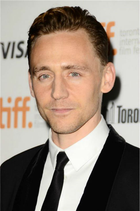 Tom Hiddleston attends the premiere of 'Only Lovers Left Alive' at the 2013 Toronto International Film Festival on Sept. 5, 2013.