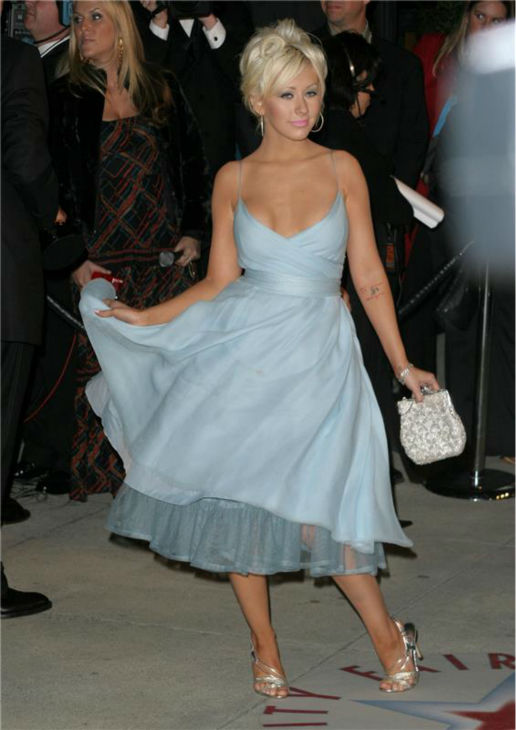 "<div class=""meta image-caption""><div class=""origin-logo origin-image ""><span></span></div><span class=""caption-text"">Christina Aguilera attends Vanity Fair's post-Oscars party in West Hollywood, California on Feb. 27, 2005. (Darrell Graham / Startraksphoto.com)</span></div>"