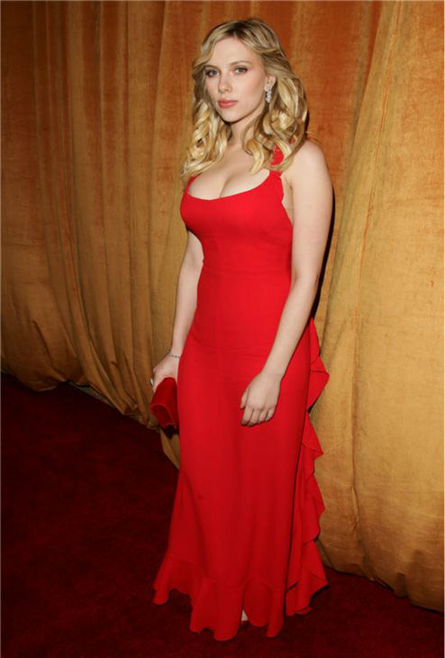 Scarlett Johansson attends a Golden Globes after party, hosted by the Weinstein Company, Glamour Magazine and Loreal, at the Beverly Hills Hotel in Beverly Hills, California on Jan. 16, 2006. <span class=meta>(Jen Lowery &#47; Startraksphoto.com)</span>