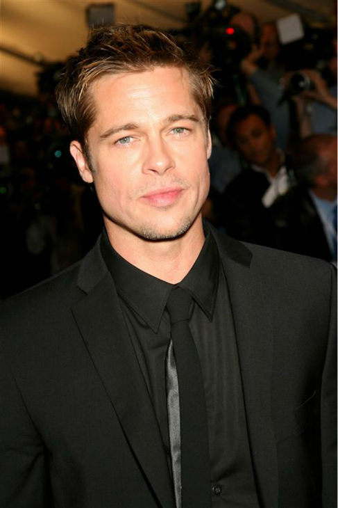 Brad Pitt attends the premiere of &#39;Babel&#39; at the 2006 Toronto International Film Festival on Sept. 9, 2006. <span class=meta>(Marion Curtis &#47; Startraksphoto.com)</span>